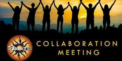 TribaLights: La Collaboration Meeting