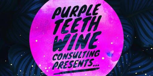 FREAKY TIKI: A Purple Teeth pop up! Wicked Wines, Tasty Treats!