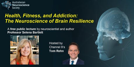 Health, Fitness, and Addiction: The Neuroscience of Brain Resilience tickets