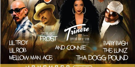 Yuma Monster Mash: KidFrost Trinere DPG LilRob Babybash Luniz Connie! tickets
