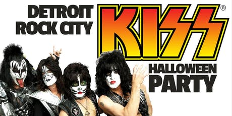 KISS Halloween Party tickets