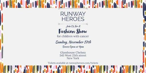 Runway Heroes Fall Fashion Show