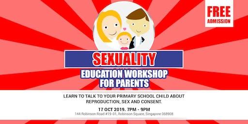 Children's Sexuality Education Workshop for Parents
