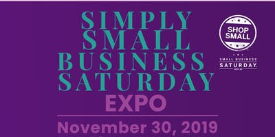 Simply Small Business Saturday Expo