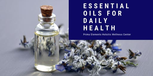 Essential Oils for Daily Health