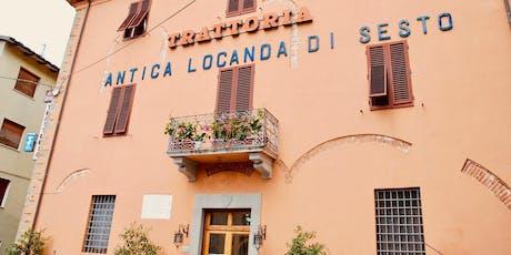 Tasting Tuscany - SESTO POP UP tickets