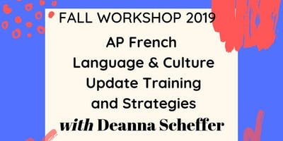 AATF NJ Fall Workshop