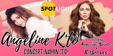 ANGELINE K'TO CONCERT NAMIN 'TO! Feat. ANGELINE QU tickets