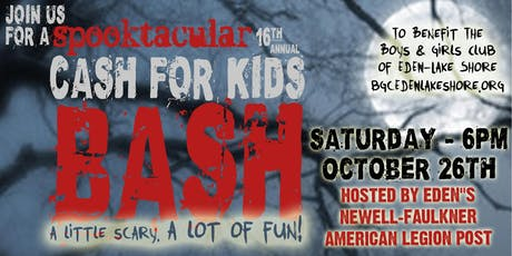 Cash for Kids Bash tickets
