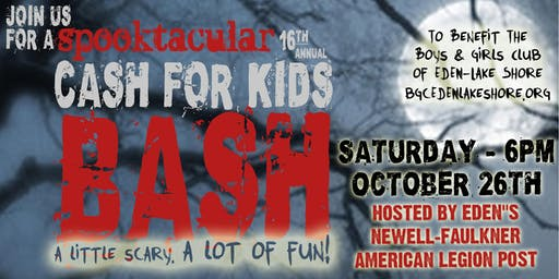 Cash for Kids Bash
