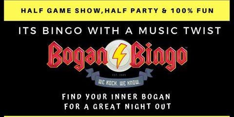 Bogan Bingo Live at the Royal Oak