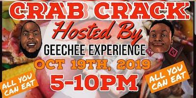 Geechee Experience Crab Crack Fundraiser