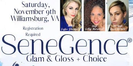 Vida Glamorosa! SeneGence Glamour Clinic tickets