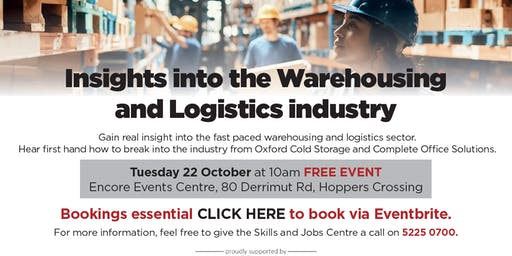 Insights into the Warehousing and Logistics industry