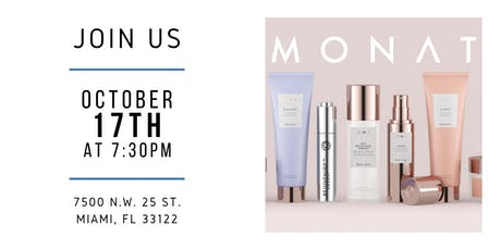 Happy Hour & Skin Care tickets