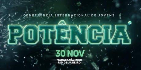 Conferência Potência 2019 ingressos
