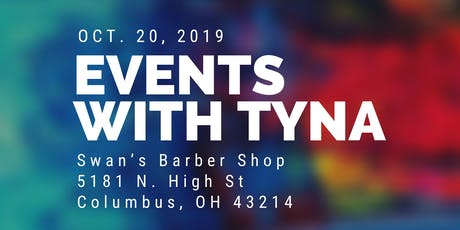Events With Tyna  tickets