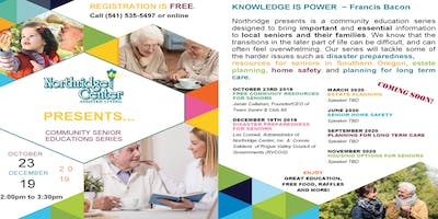 Northridge Presents... Free Community Options for Seniors