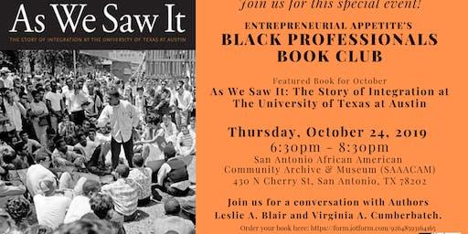 Entrepreneurial Appetite's Black Professionals Book Club
