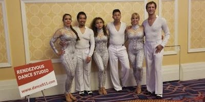Rendezvous Bachata Dance Team in Rockville MD, N. Bethesda area