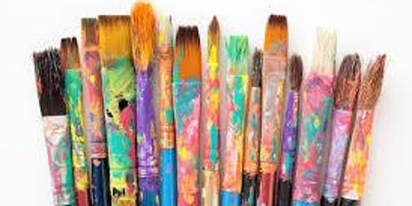 Paint Party with Sheenway School & Culture Center tickets