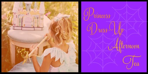Princess Dress-Up Afternoon Tea