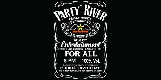 Party on the River at Moore's Riverboat