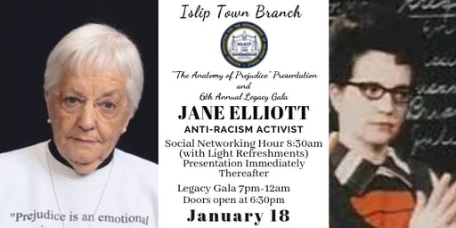 Islip Town Branch NAACP 6th Annual Legacy Gala and Presentation