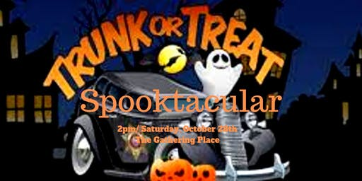 Spooktacular Truck or Treat