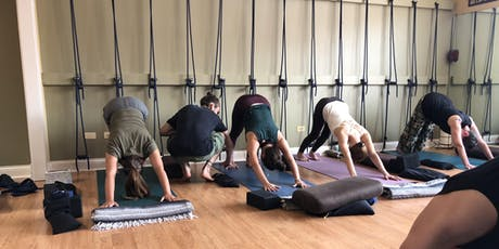 YOGA ADJUSTMENTS WORKSHOP tickets