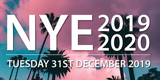 New Year's Eve Cocktail Party 2019/2020