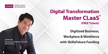 Digital Transformation Master CLaaS® tickets