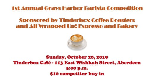 Grays Harbor Barista Competition