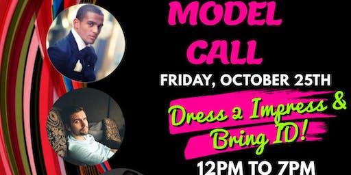 Fall Model Call Muffin Social