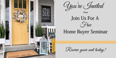 FREE Home Buyer Seminar (Kennesaw-Acworth-Marietta)