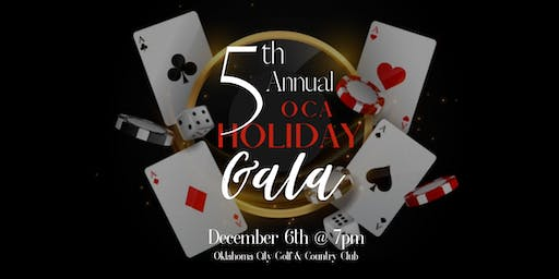 OCA HOLIDAY GALA