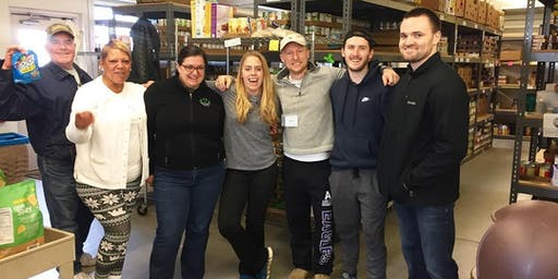 Shop Assistant for Worthington Resource Pantry - 10/16/19