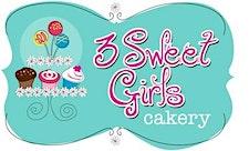 3 Sweet Girls Cakery logo