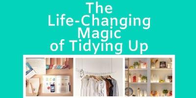 The KonMari Method: The Life-Changing Magic of Tidying Up