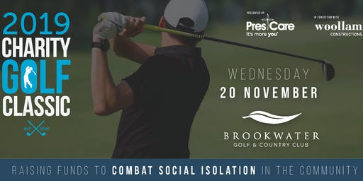 PresCare & Woollam Constructions Charity Golf Classic