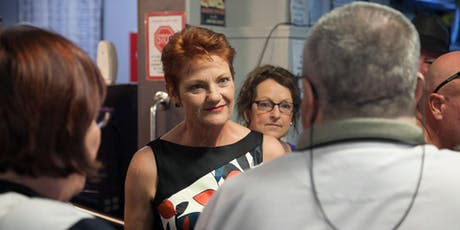 Pauline Hanson's One Nation: 2019 National Conference tickets