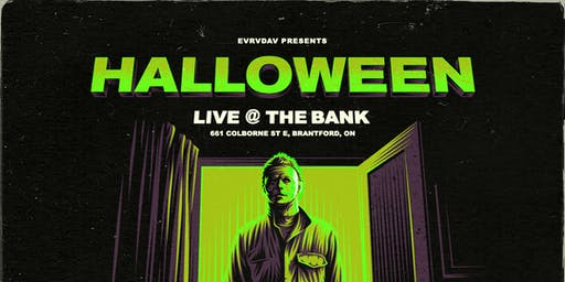 Halloween Live @ The Bank