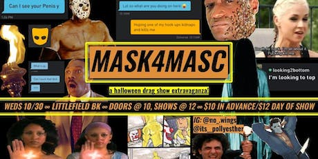 MASK4MASC tickets