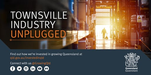Townsville Industry Unplugged - 30 October 2019