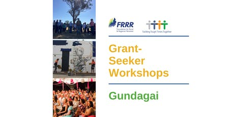 Free grantseeker workshop - Gundagai tickets