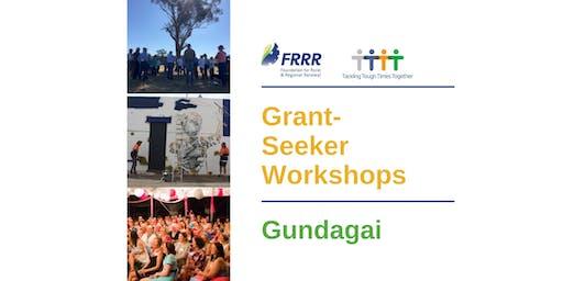 Free grantseeker workshop - Gundagai