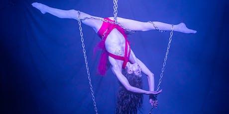 Secret Circus: An Aerial Spectacular (November) tickets