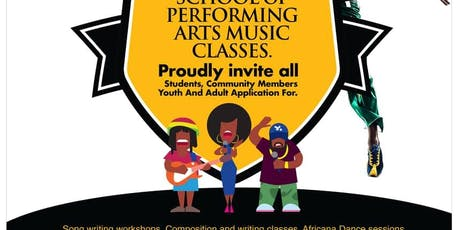 AFRICANA SCHOOL OF PERFORMING ARTS  tickets
