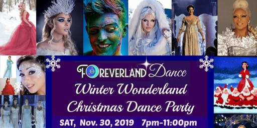 Foreverland's Winter Wonderland Christmas Dance Party