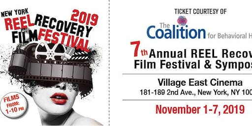 7th Annual NY Reel Recovery Film Festival & Symposium